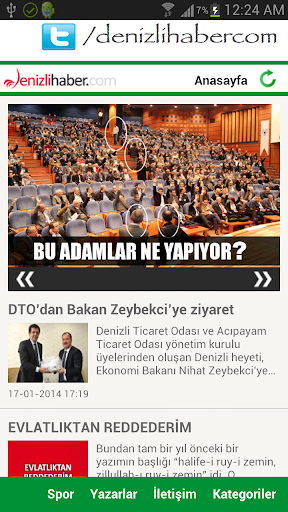 免費新聞App|Denizlihaber|阿達玩APP