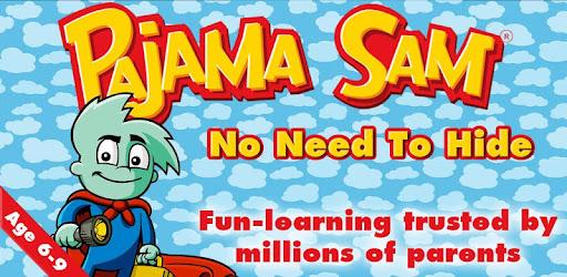 Image result for Pajama Sam: No Need to Hide APK