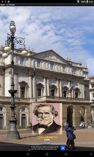 Opera - La Traviata - G.Verdi