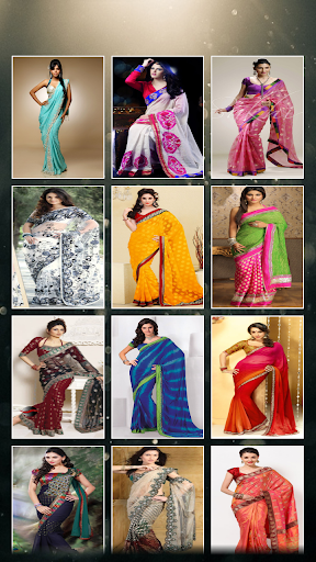 Indian Hot Saree Fashion