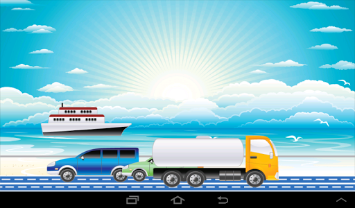 玩免費休閒APP|下載Vehicles for Toddlers app不用錢|硬是要APP