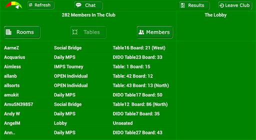 BridgePlayer Online Bridge