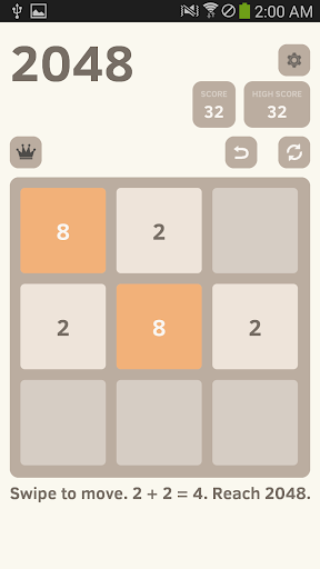玩免費休閒APP 下載Super 2048 app不用錢 硬是要APP