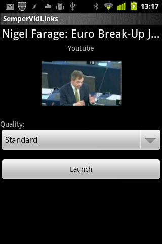 semperVidLinks- screenshot