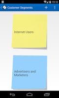 Screenshot of Business Model Canvas Startup