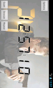 Clock Two Four- screenshot thumbnail