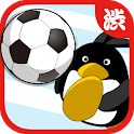 Penguin PK~soccer game~