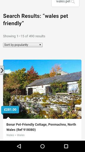 Devon Pet friendly Cottages