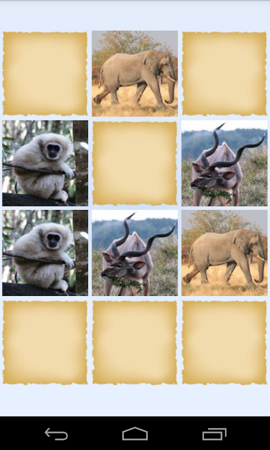 Picory - Photo Memory For Kids- screenshot