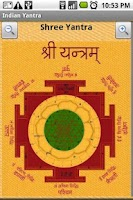 Screenshot of Indian Yantra - Free