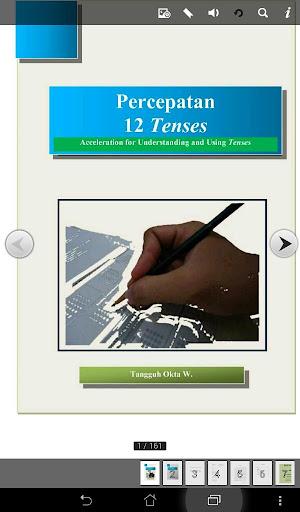 Percepatan Belajar 12 Tenses