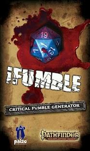 iFumble- screenshot thumbnail