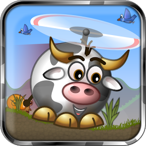 Cow Copter for PC and MAC