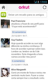 Orkut - screenshot thumbnail