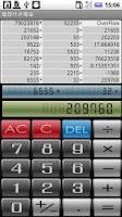 Screenshot of HistoryCalc(Free)