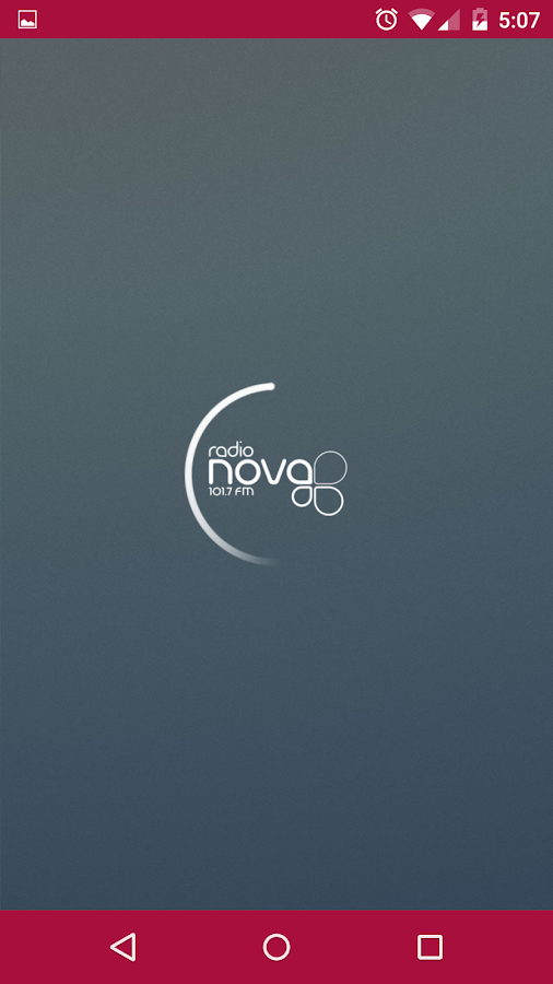 Radio NOVA- screenshot