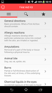 First Aid Kit screenshot 0