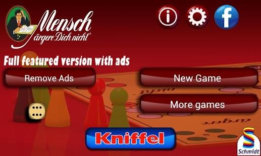 Mensch ärgere Dich nicht! FREE - screenshot thumbnail