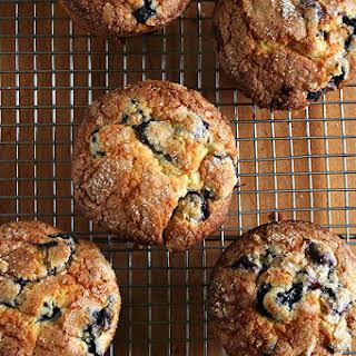 Lemon-Blueberry Muffins.