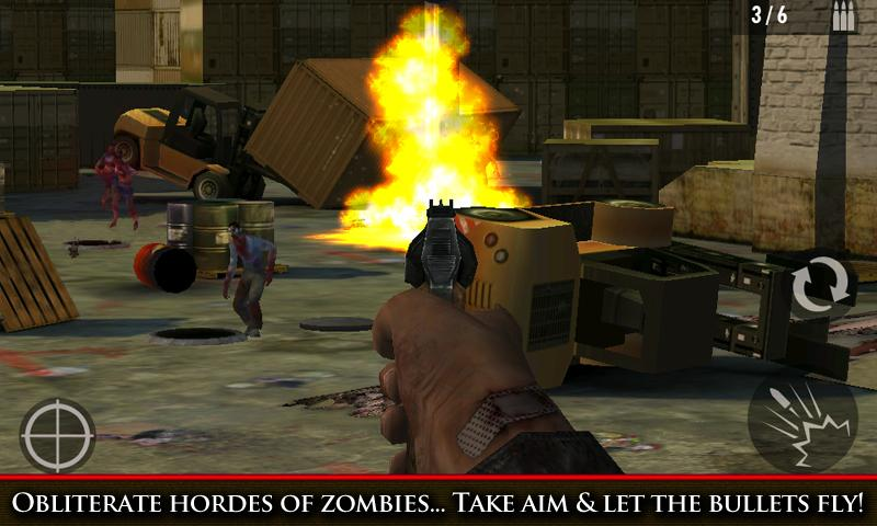 CONTRACT KILLER: ZOMBIES - screenshot