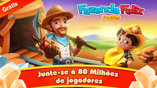 Fazenda Feliz Pocket - screenshot thumbnail