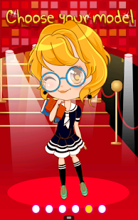Dress Up School Fashion