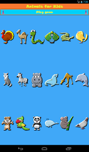 Animals for Kids - screenshot thumbnail
