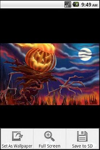 Halloween Pumpkin HD - screenshot thumbnail