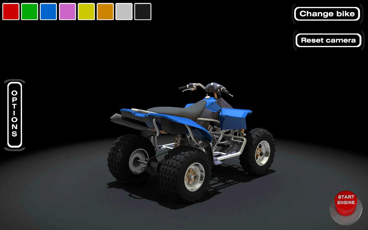 Moto Viewer 3D - screenshot