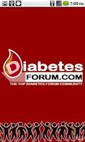 Screenshot of Diabetes Forum For Diabetics