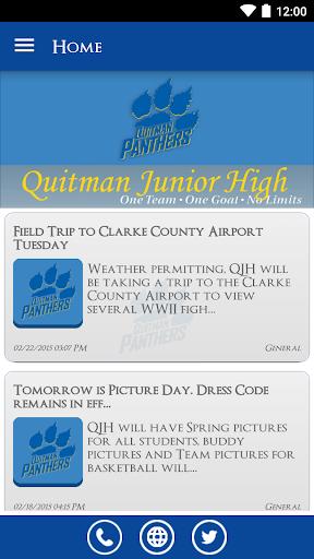 Quitman Junior High School