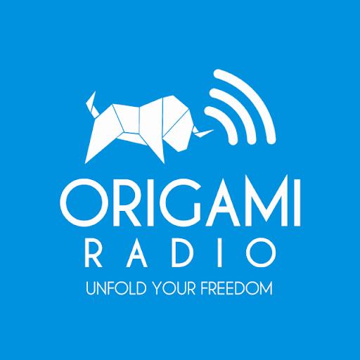 origami radio