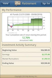 Retirement Focus- screenshot thumbnail