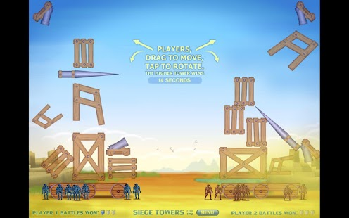 Siege Towers For Two- screenshot thumbnail