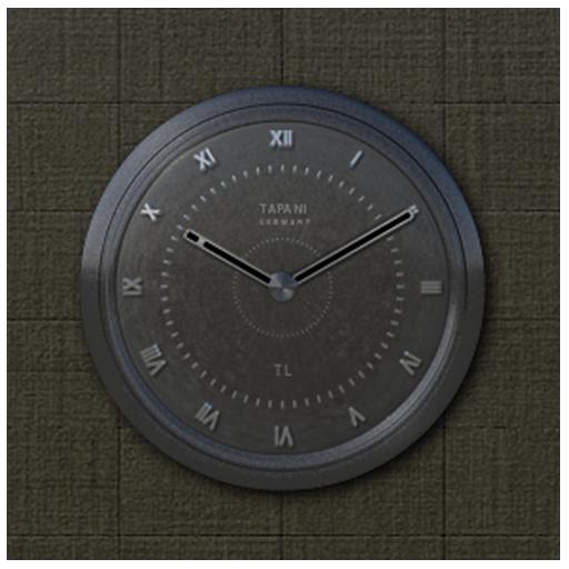 TURLINGTON Alarm Clock Widget