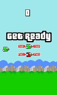Flippy Bird Laser screenshot