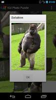 Screenshot of Kid Photo Puzzle