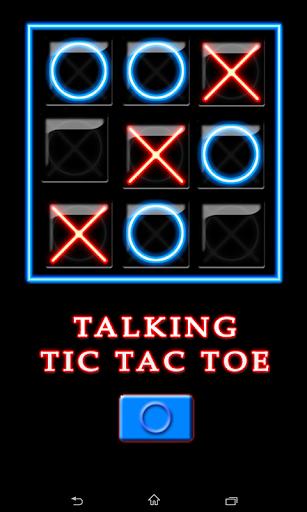 Talking Tic Tac Toe