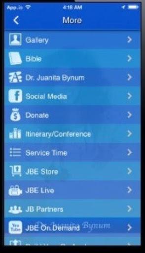 【免費教育App】Dr. Juanita Bynum-APP點子