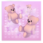Sparks & Teddy Live Wallpaper icon