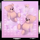 火花和泰迪動態壁紙 icon