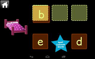 Screenshot of Kindergarten Word Play Lite