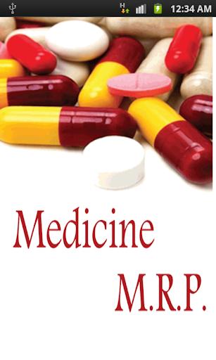 Medicine M.R.P-Health Free app