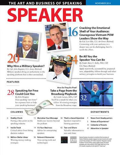 【免費商業App】SPEAKER Magazine (NSA)-APP點子
