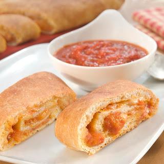 3-cheese Stromboli.