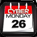 TGI Cyber Monday logo
