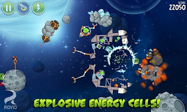 Angry Birds Space HD Screenshot 8
