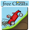 Hill Climb Racing Free Cheats icon