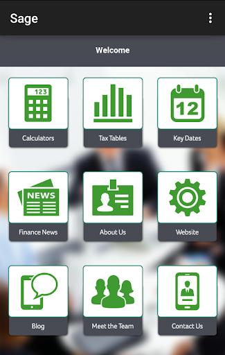 MyFirmsApp for Sage Network