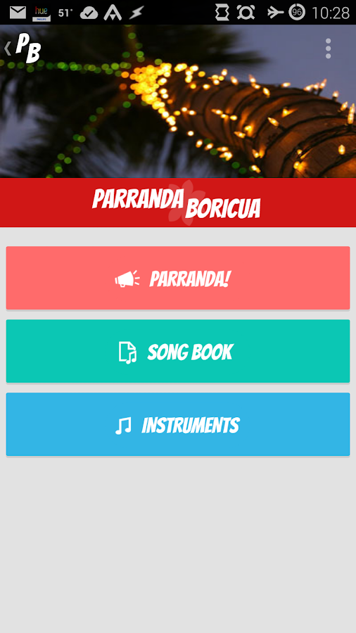 Parranda Boricua - screenshot